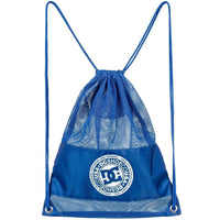 DC Jim Cincher Drawstring Bag - Nautical Blue Backpack/Rucksack Bag by DC