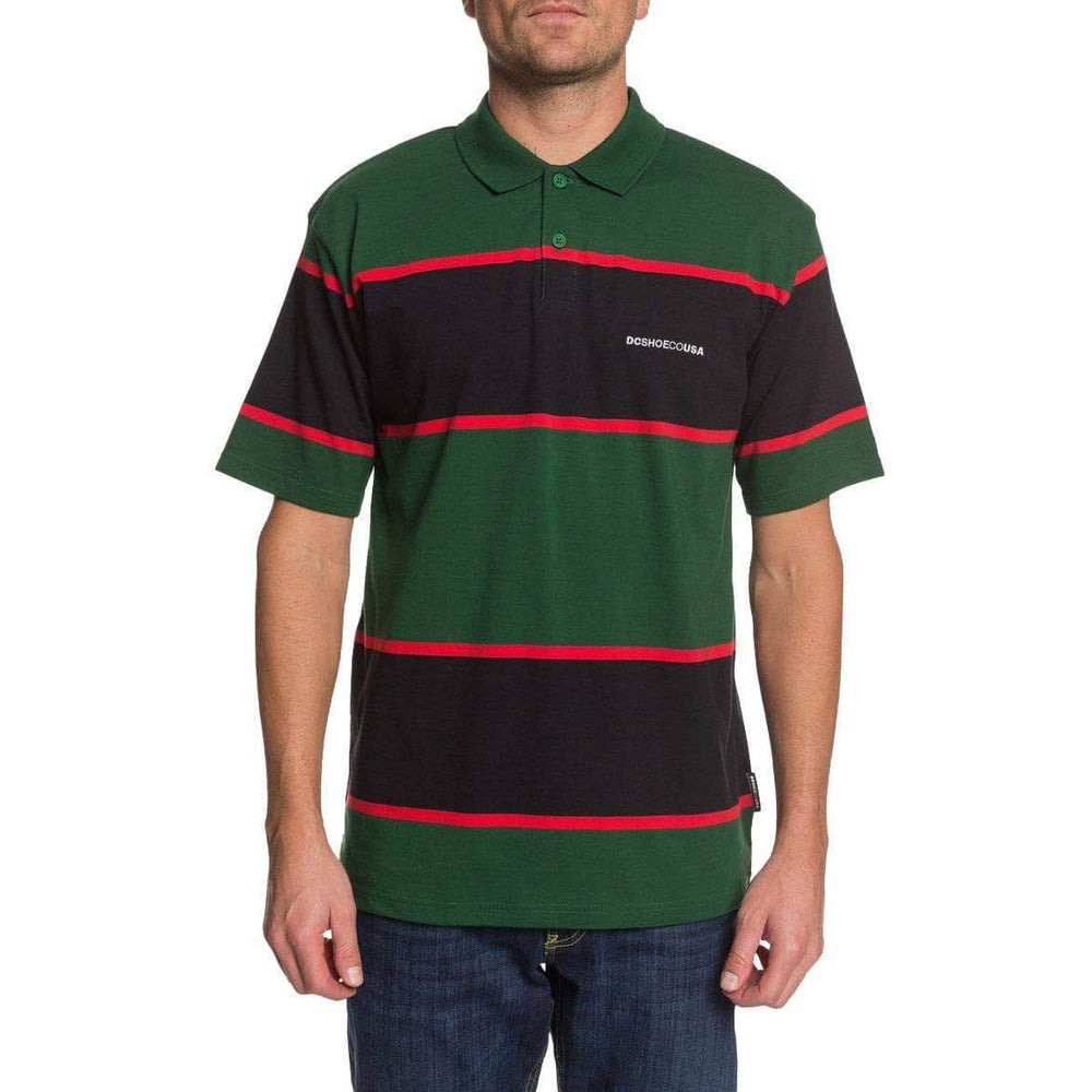 DC Medsford Polo Shirt - Eden
