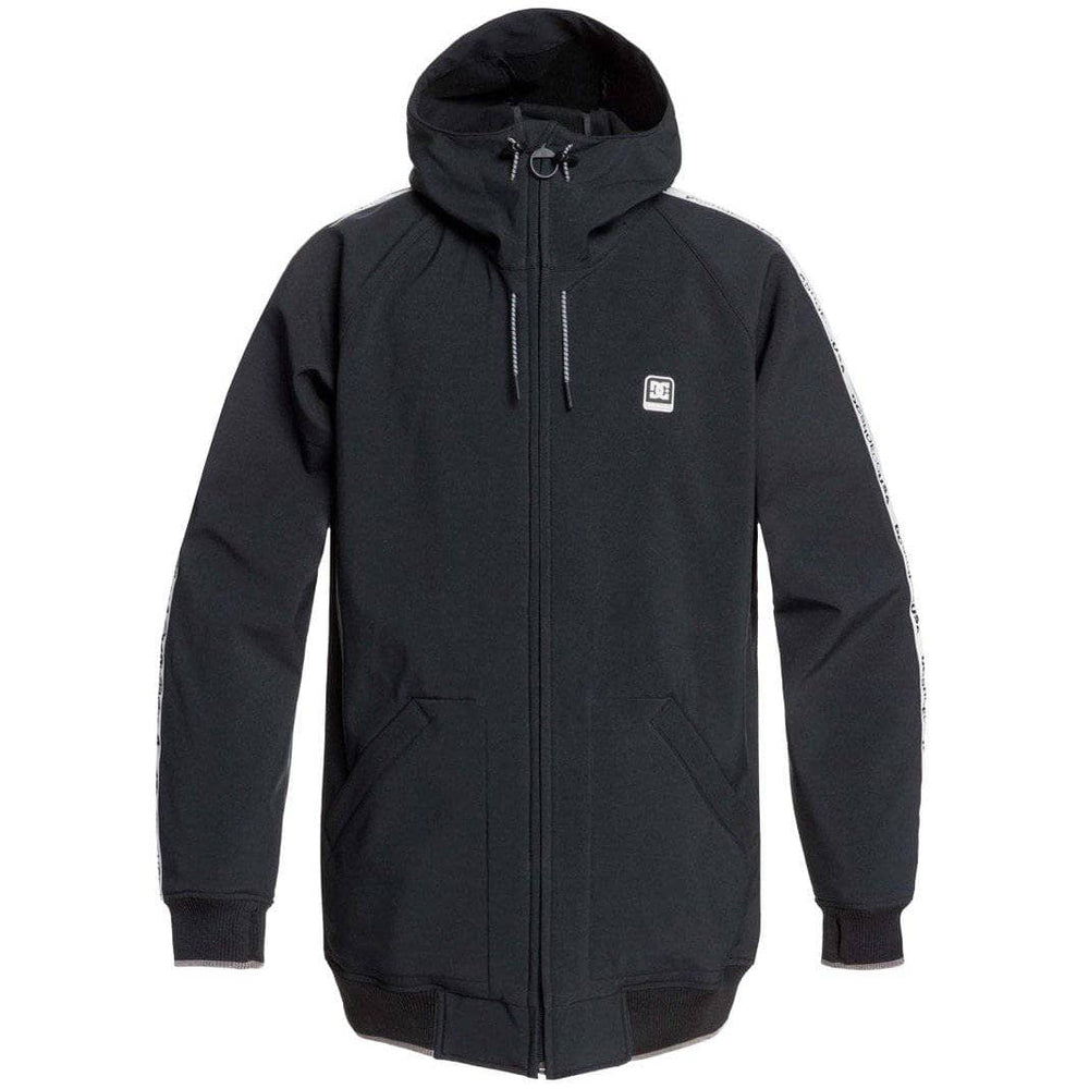 DC Spectrum Snow Jacket - Black Mens Snowboard/Ski Jacket by DC