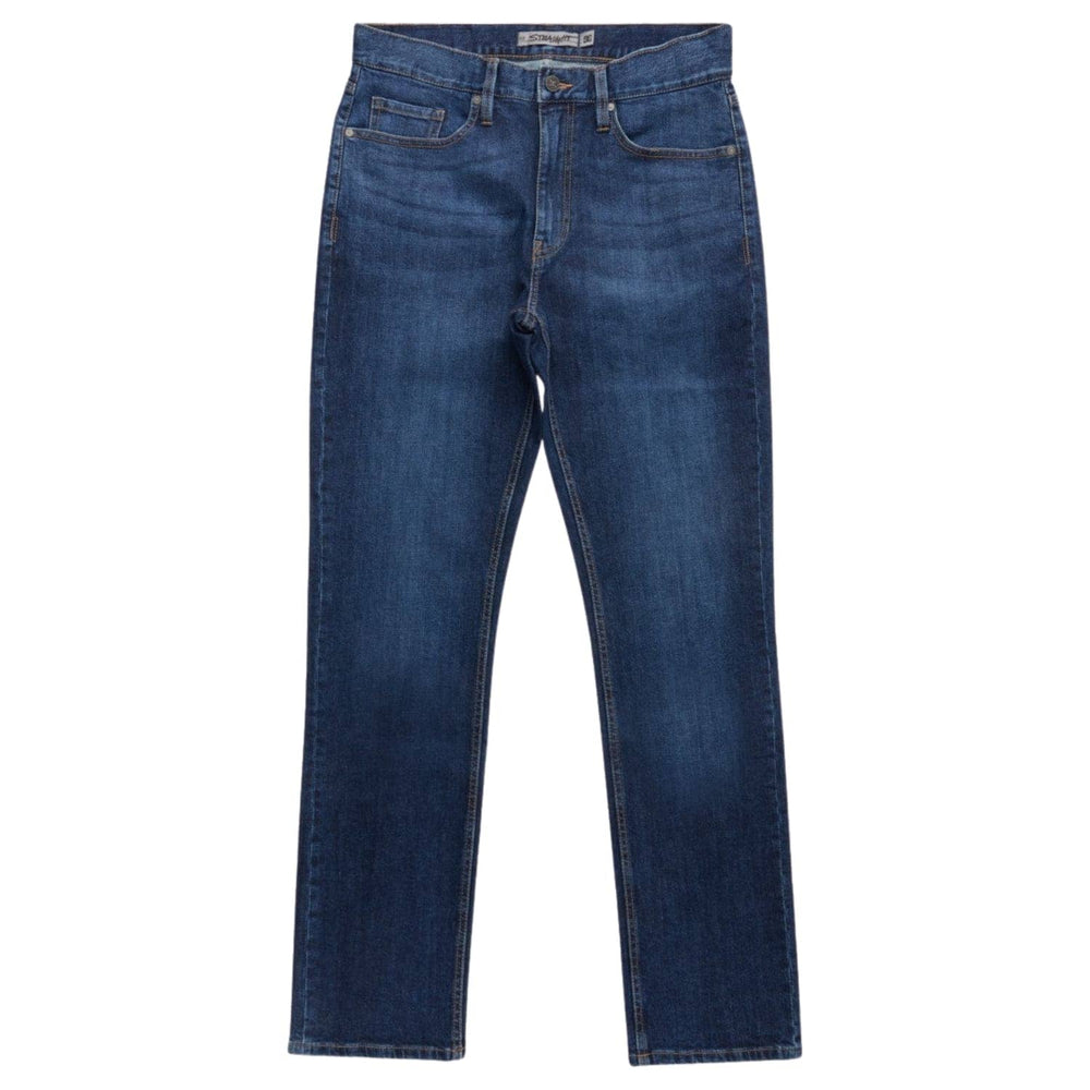 DC Worker Straight Denim Jeans FA20 - Medium - Stone (bntw)
