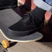 Emerica Wino G6 Shoes Black/Black Mens Skate Shoes by Emerica