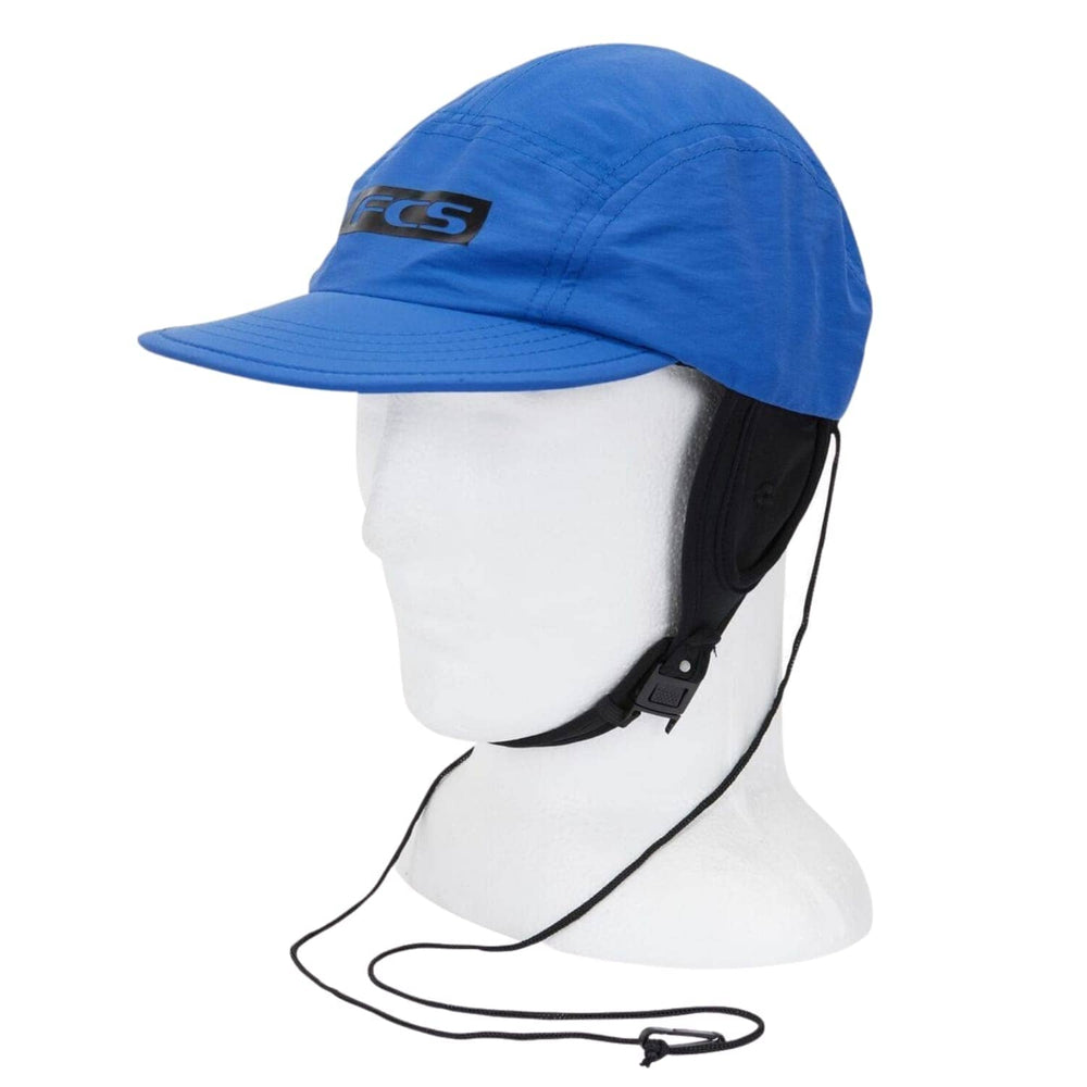 FCS Essential Surf Cap Hat Heather Blue - Surfing Hat by FCS