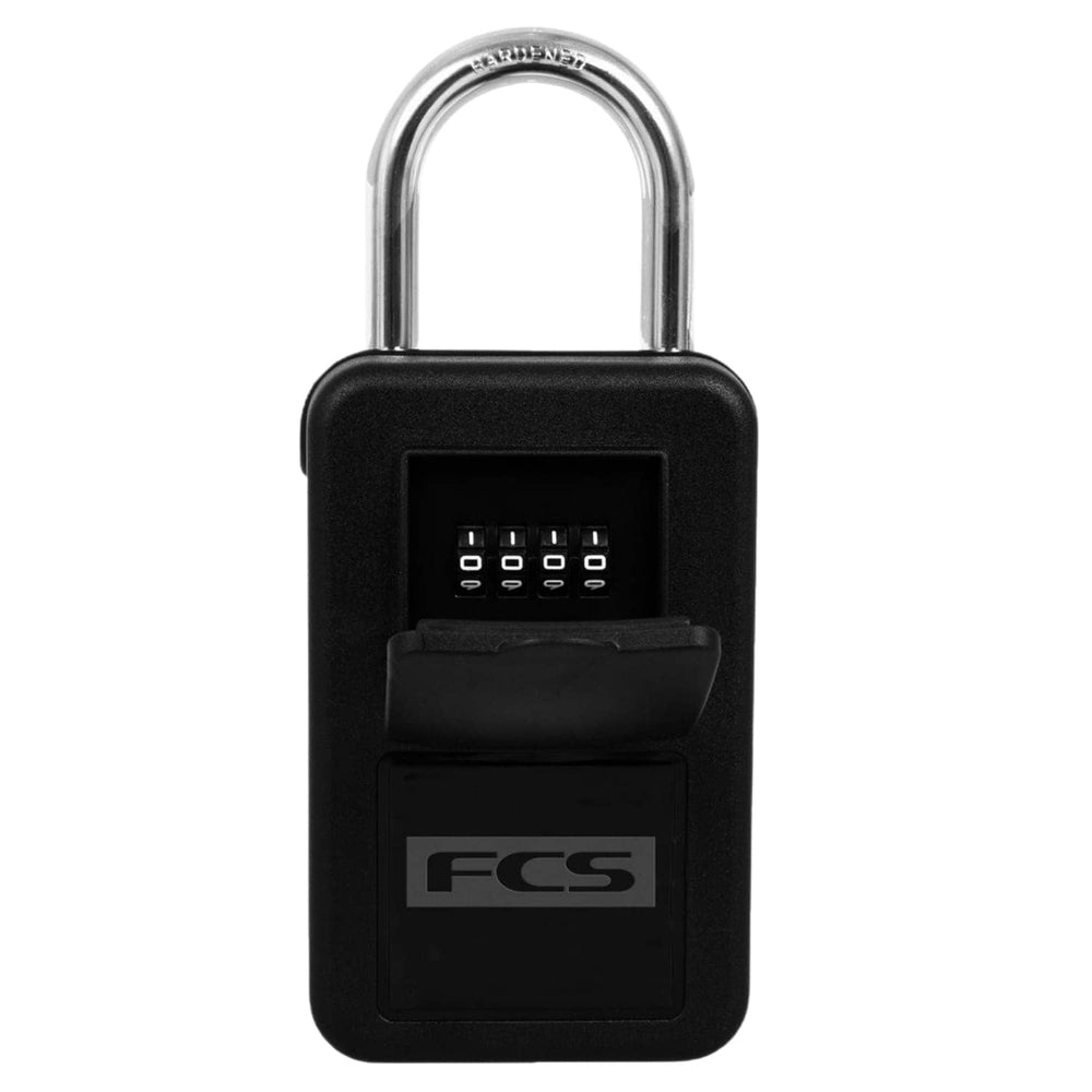 FCS Keylock Car Key Safe Black N/A - Gifts for Surfers by FCS
