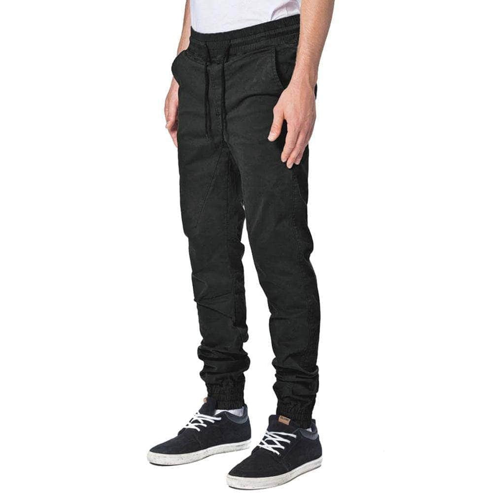 Globe Boys Goodstock Joggers - Black (FA19) Boys Joggers by Globe