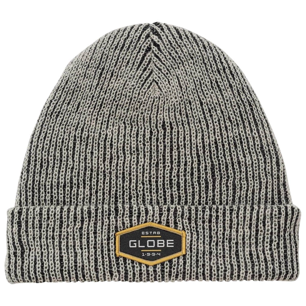 Globe Established Beanie Cashew One Size - Fold Beanie by Globe