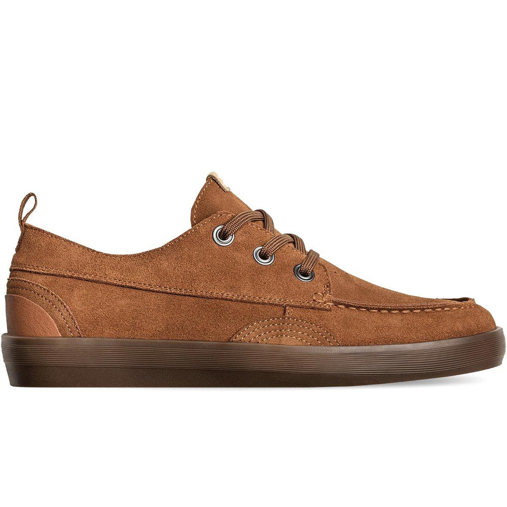 Globe Low Tide Skate Shoes - Rust/Gum