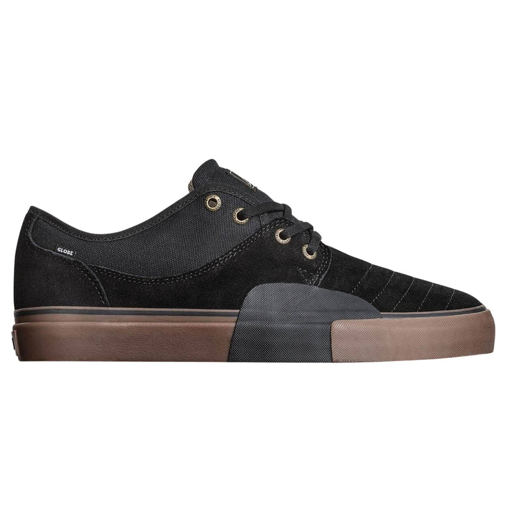 Globe Mahalo Plus Skate Shoes Black Wrap - Mens Skate Shoes by Globe