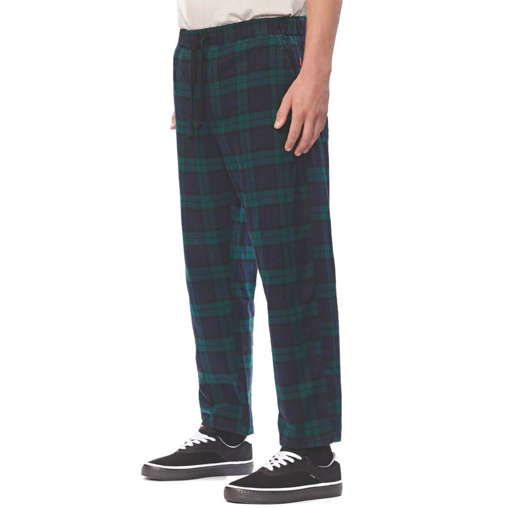 Globe Side Walker Pant - Argon Check