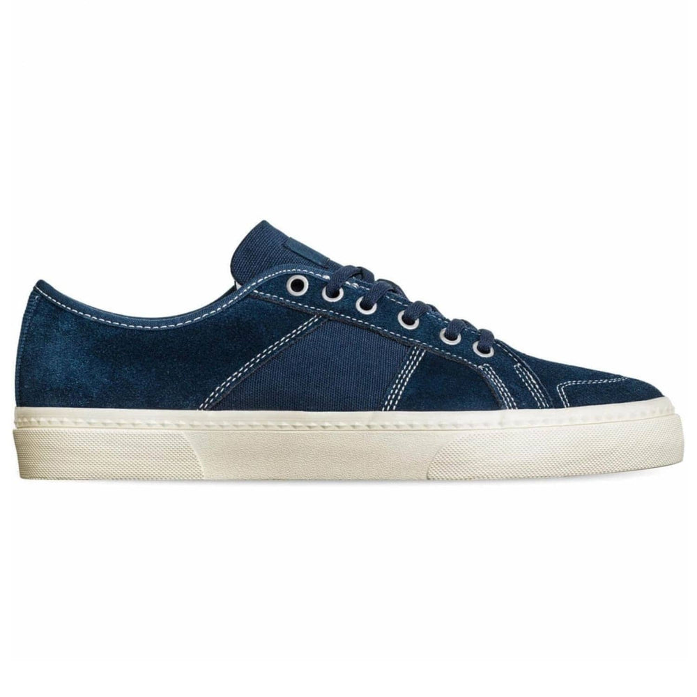 Globe Surplus Skate Shoes Navy/Antique White - Mens Skate Shoes by Globe