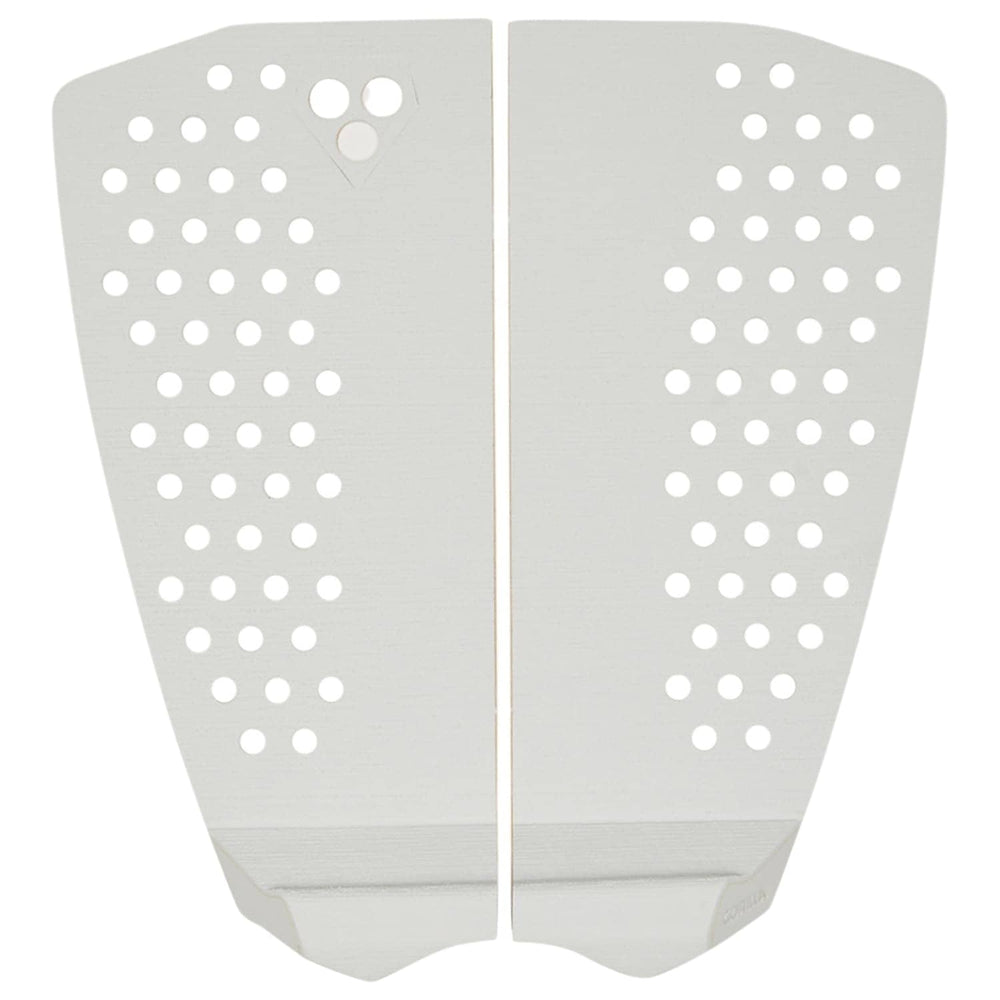 Gorilla Surf Skinny Two Tail Pad Cloud - 2 Piece Tail Pad by Gorilla Surf
