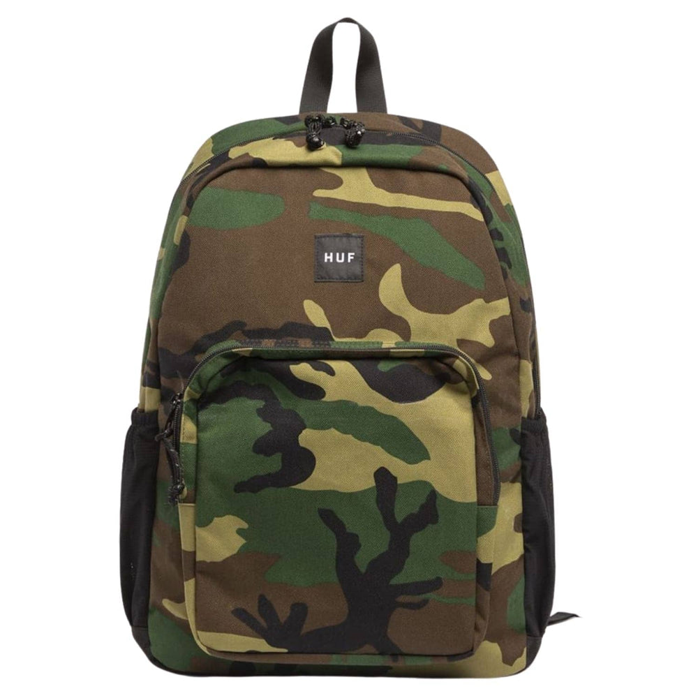 Huf Standard Issue Bag Backpack Woodland Camo - Backpack by Huf