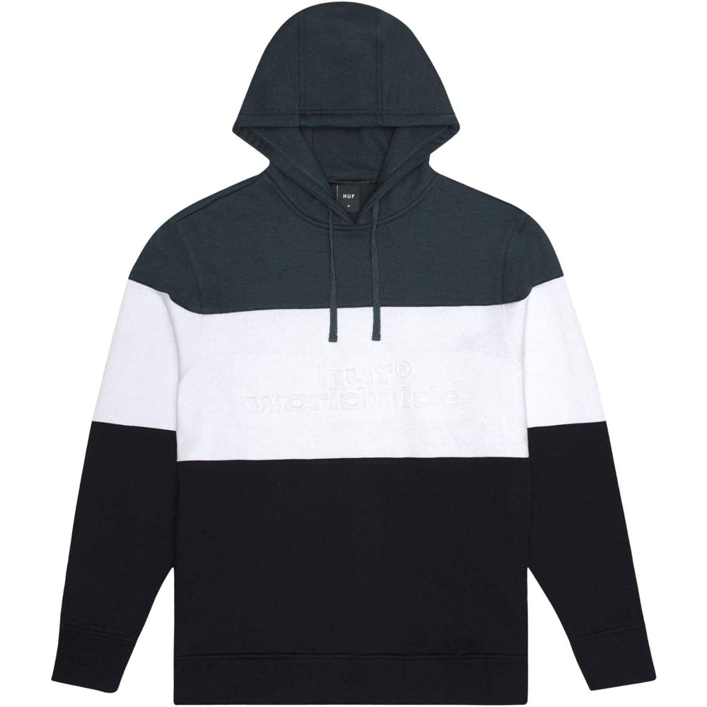 Huf Division Pullover Hood Sycamore