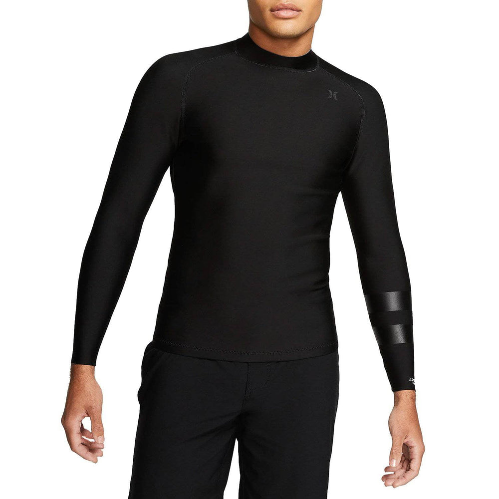 Hurley Advantage Plus 1mm Reversible Wetsuit Jacket Top Black Mens Wetsuit Top/Jacket by Hurley