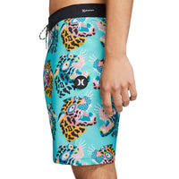 Hurley Boys Phantom Sumatra Boardshorts - Pacific Blue