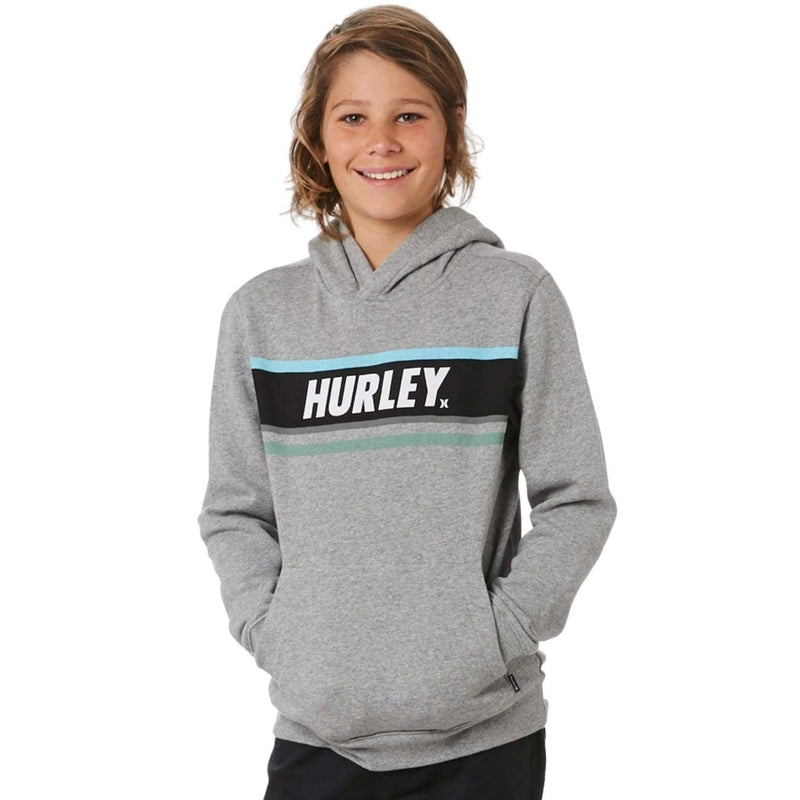hurley-boys-sporty-stripe-pullover-hoodie-dark-grey-heather