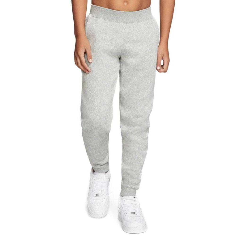 Hurley Boys Surf Check One & Only Track Pants - Grey Heather Boys Joggers by Hurley