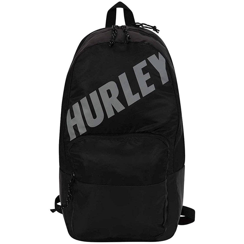 Hurley Fast Lane Backpack Black O/S (one size) Backpack/Rucksack Bag by Hurley