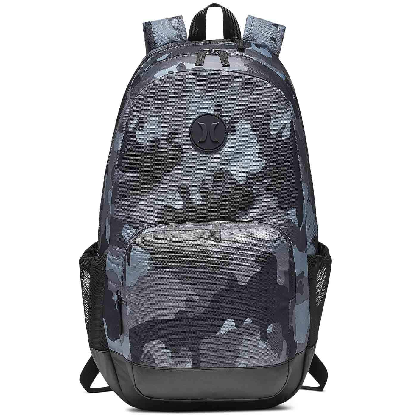 Hurley Renegade II Printed Backpack Camo Green O/S (one size)