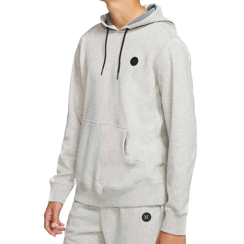 hurley-therma-protect-pullover-hood-grey-heather