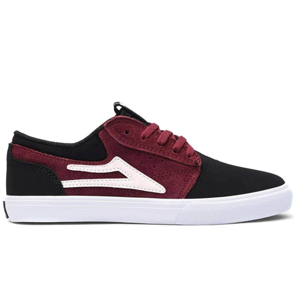 Lakai Kids Griffin Skate Shoes - Port Suede