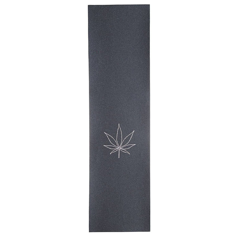 mob-grip-weed-leaf-lazer-cut-griptape-black-9in