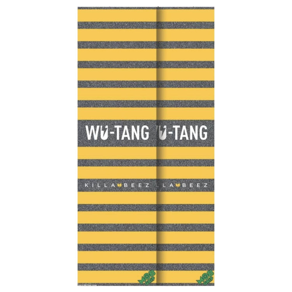 Mob Grip Wu-Tang Clan Stripes Griptape - Black - 9in