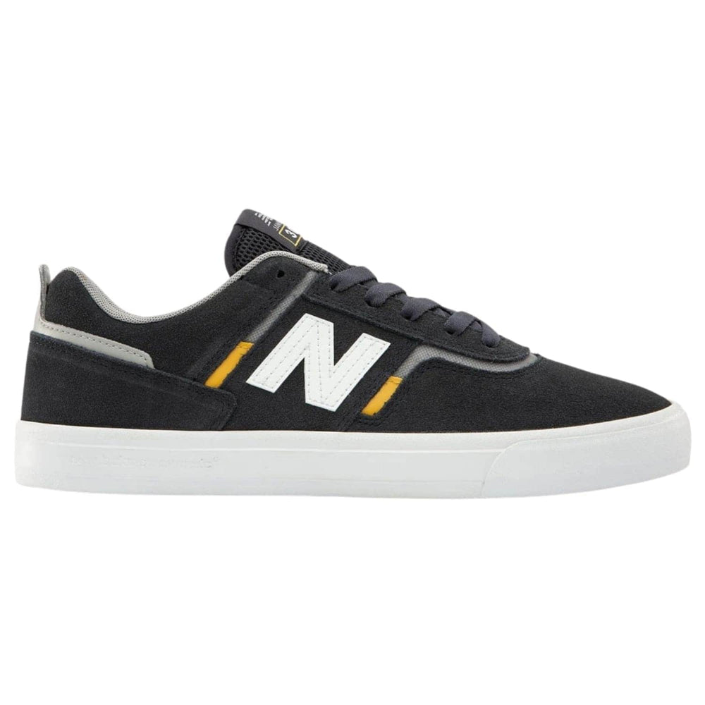 New Balance Numeric NM306 Jamie Foy Skate Shoes Dark Navy / Yellow - Mens Skate Shoes by New Balance Numeric