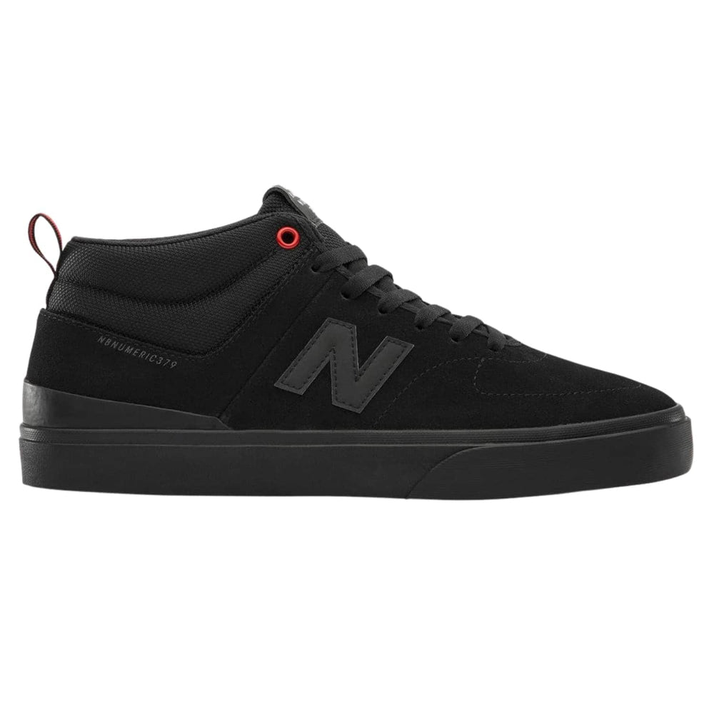 New Balance Numeric NM379 x Challenger Skate Shoes Black / Black - Mens Skate Shoes by New Balance Numeric