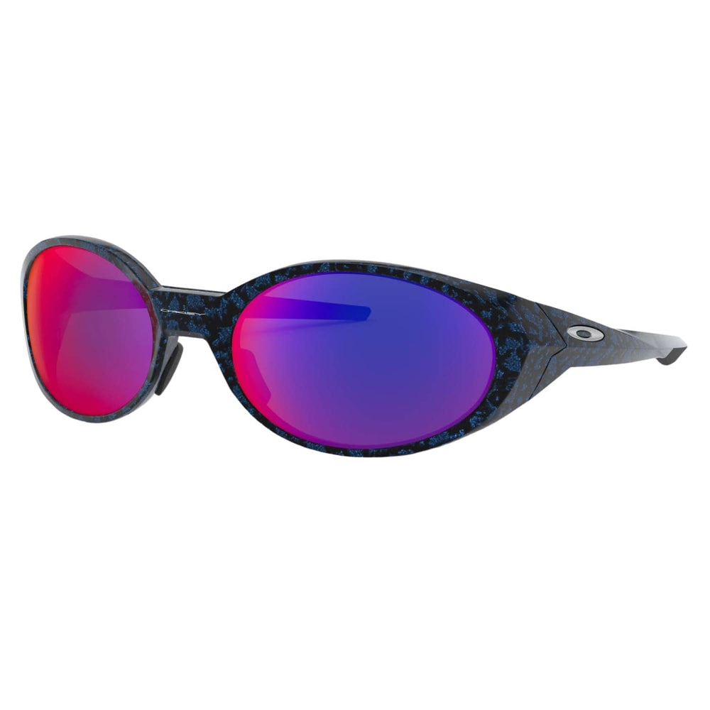 Oakley Eyejacket Redux Sunglasses - Planet X Blue/+Red Iridium