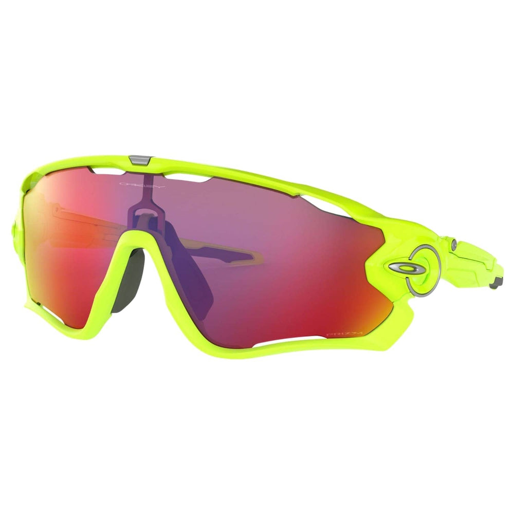 Oakley Jaw Breaker Sunglasses - Retina Burn/Prizm Road