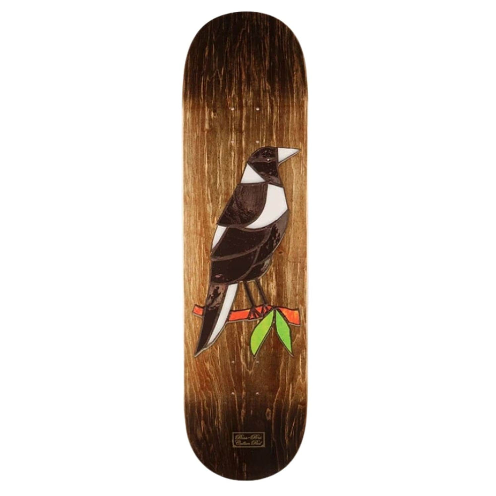Pass-Port Calum Paul Maggie Stained Glass Decks Stained 8.25in - Skateboard Deck by Pass-Port 8.25in