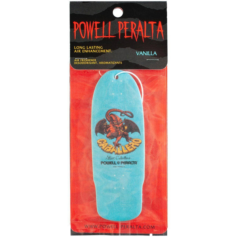Powell Peralta OG Cab Dragon Air Freshener - Vanilla Blue