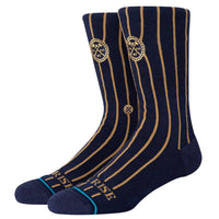 Stance All Rise Socks Navy