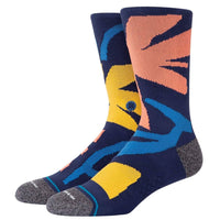 Stance Archives Socks Navy