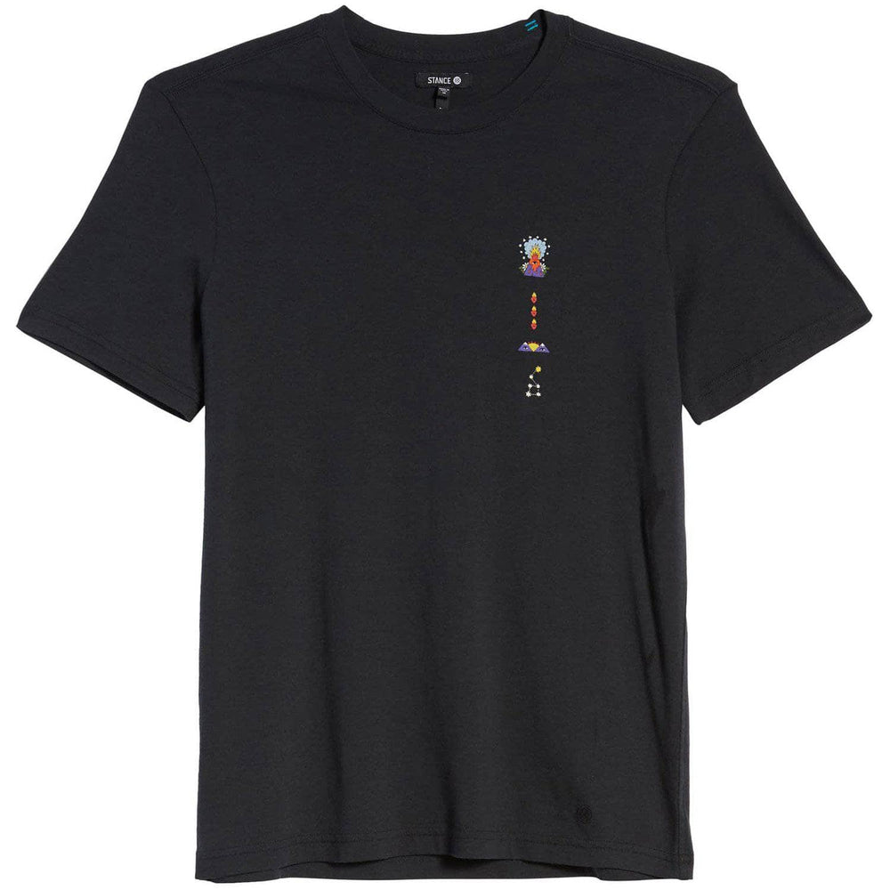 Stance Cavolo Symbol Butter Blend T-Shirt - Black