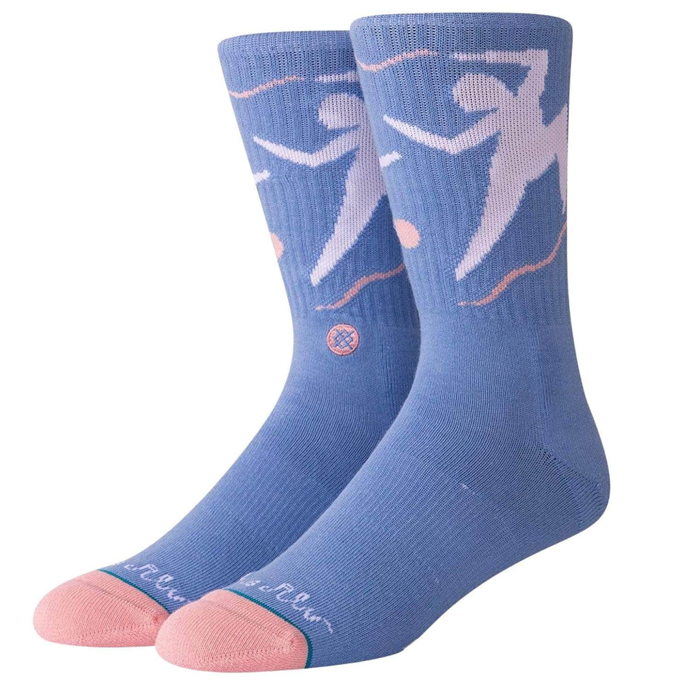 Stance Dance With Me Socks - Blue
