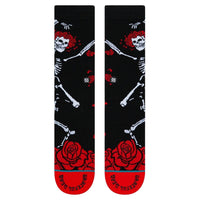 Stance Dead Head Socks - Black