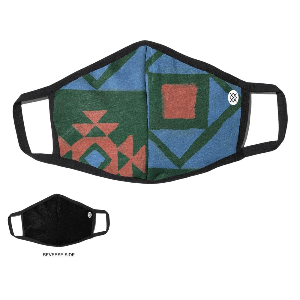Stance Eternos Face Mask - Green - Large