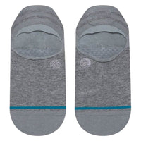 Stance Gamut 2 Invisible Socks - Grey Heather