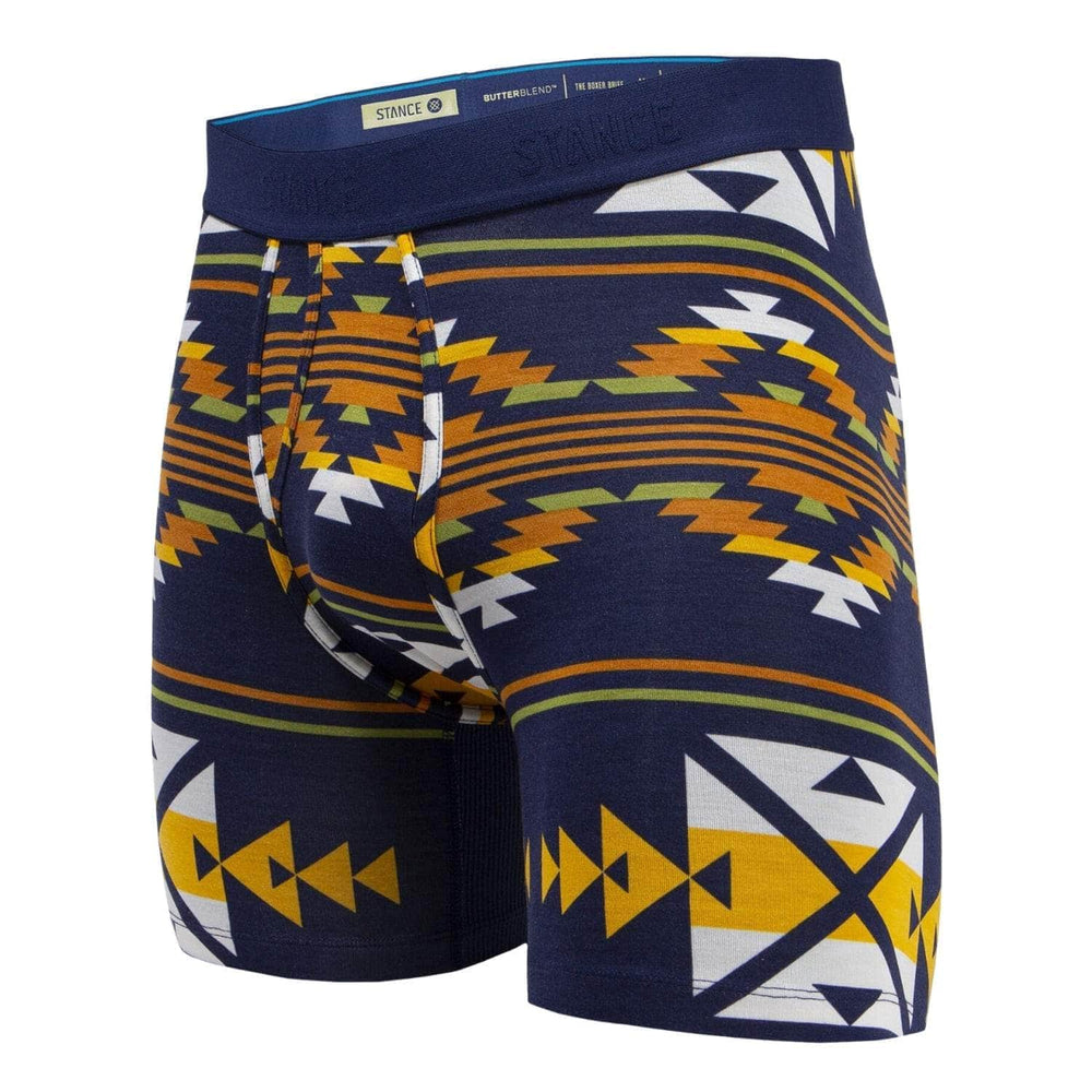 Stance Guided Boxer Brief - Navy