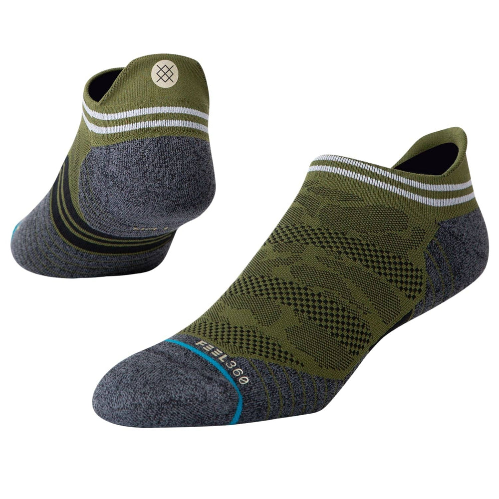 Stance Hostile Tab Socks - Green
