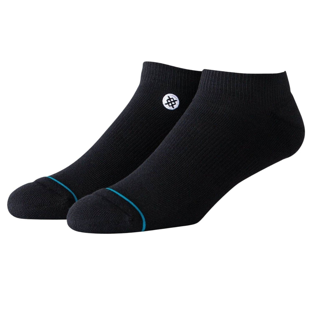 Stance Icon Low Socks - Black