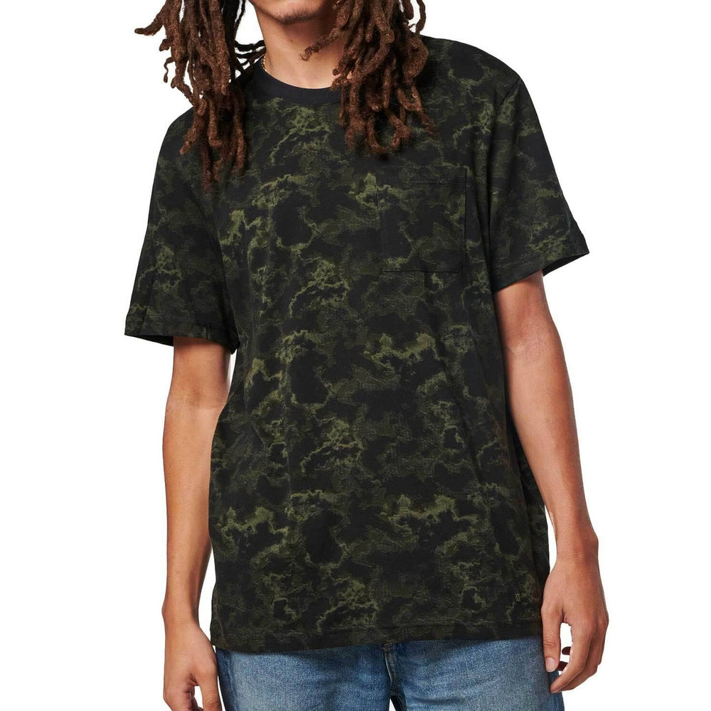 Stance Issued Pocket T-Shirt - Camo