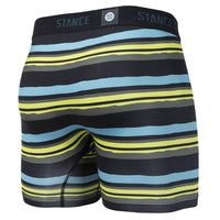 Stance Lane Lines Wholester Boxer Brief - Black