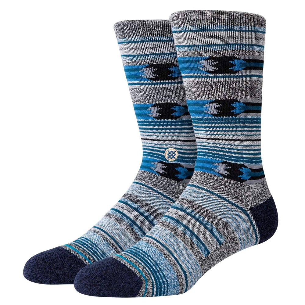 Stance Pasqual Butter Blend Socks - Black