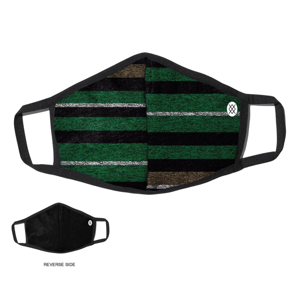 Stance Pivot Face Mask - Green - Large