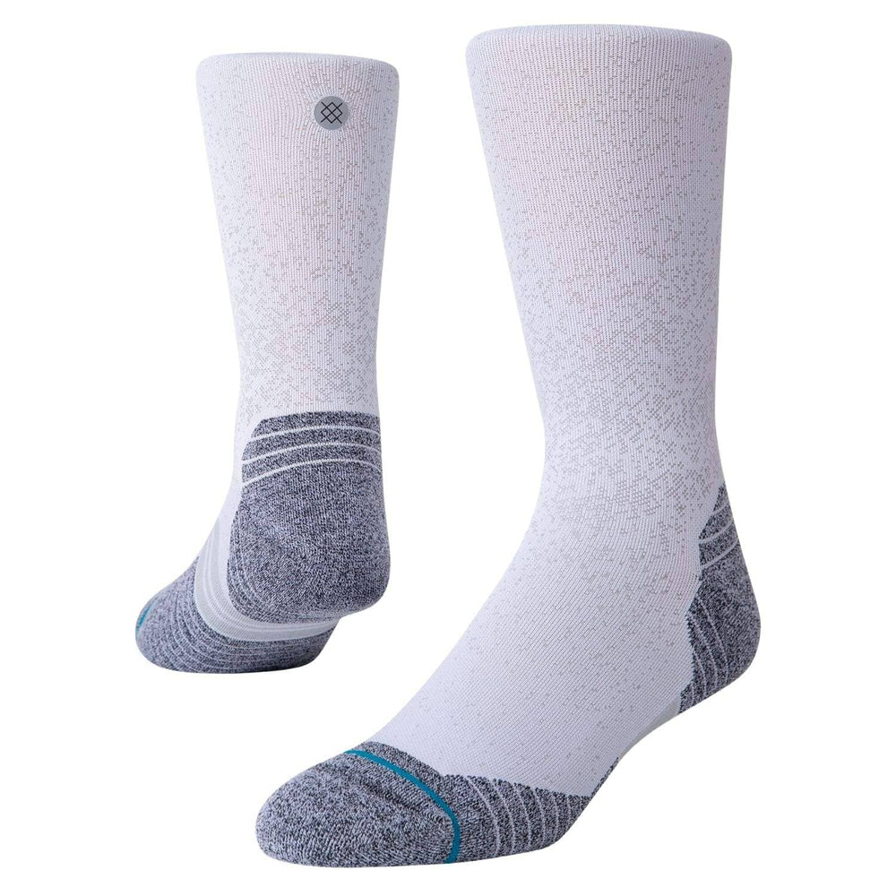 Stance Run Crew ST Socks - White