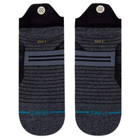Stance Run Wool Tab ST Socks - Black