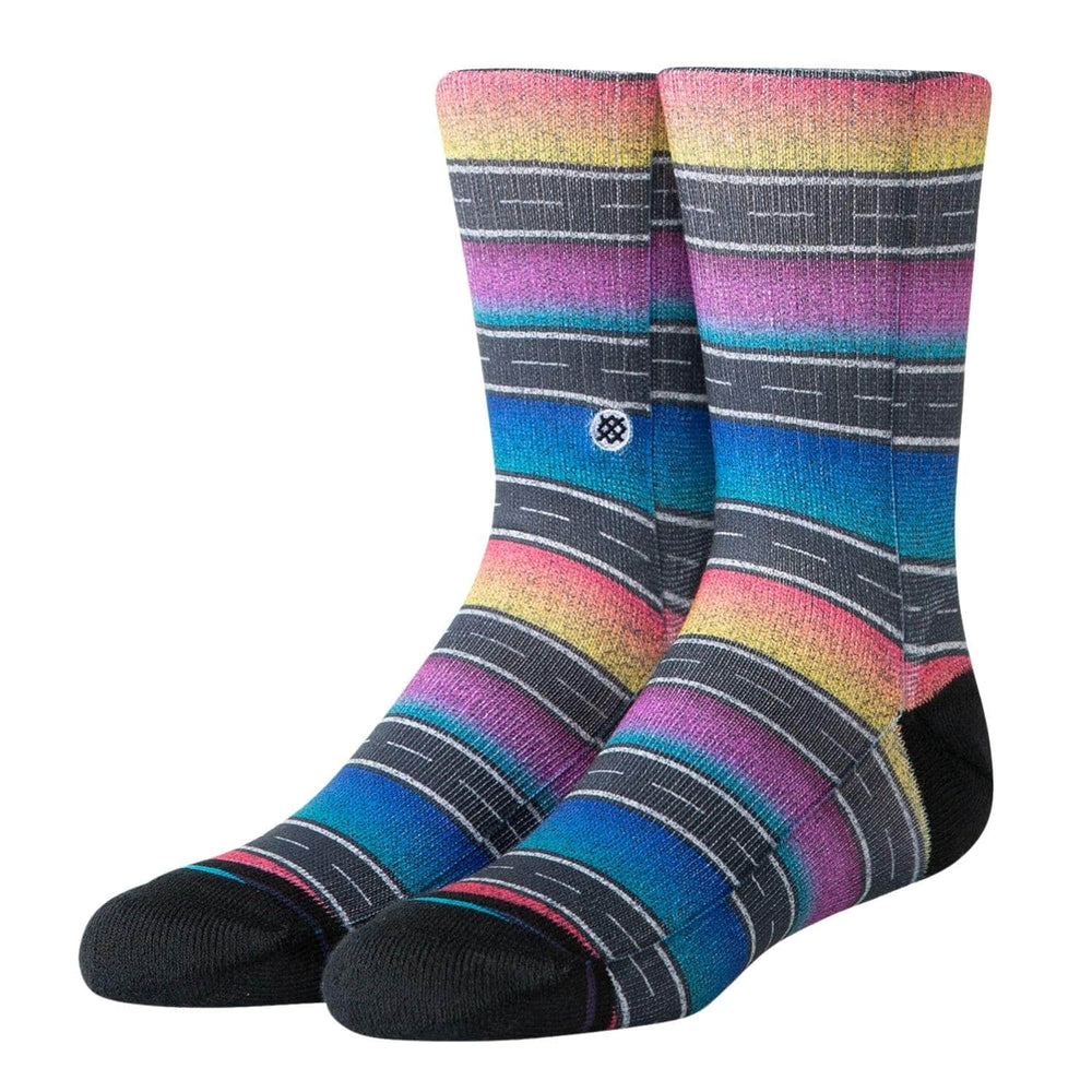 Stance Sierras Kids Socks - Black