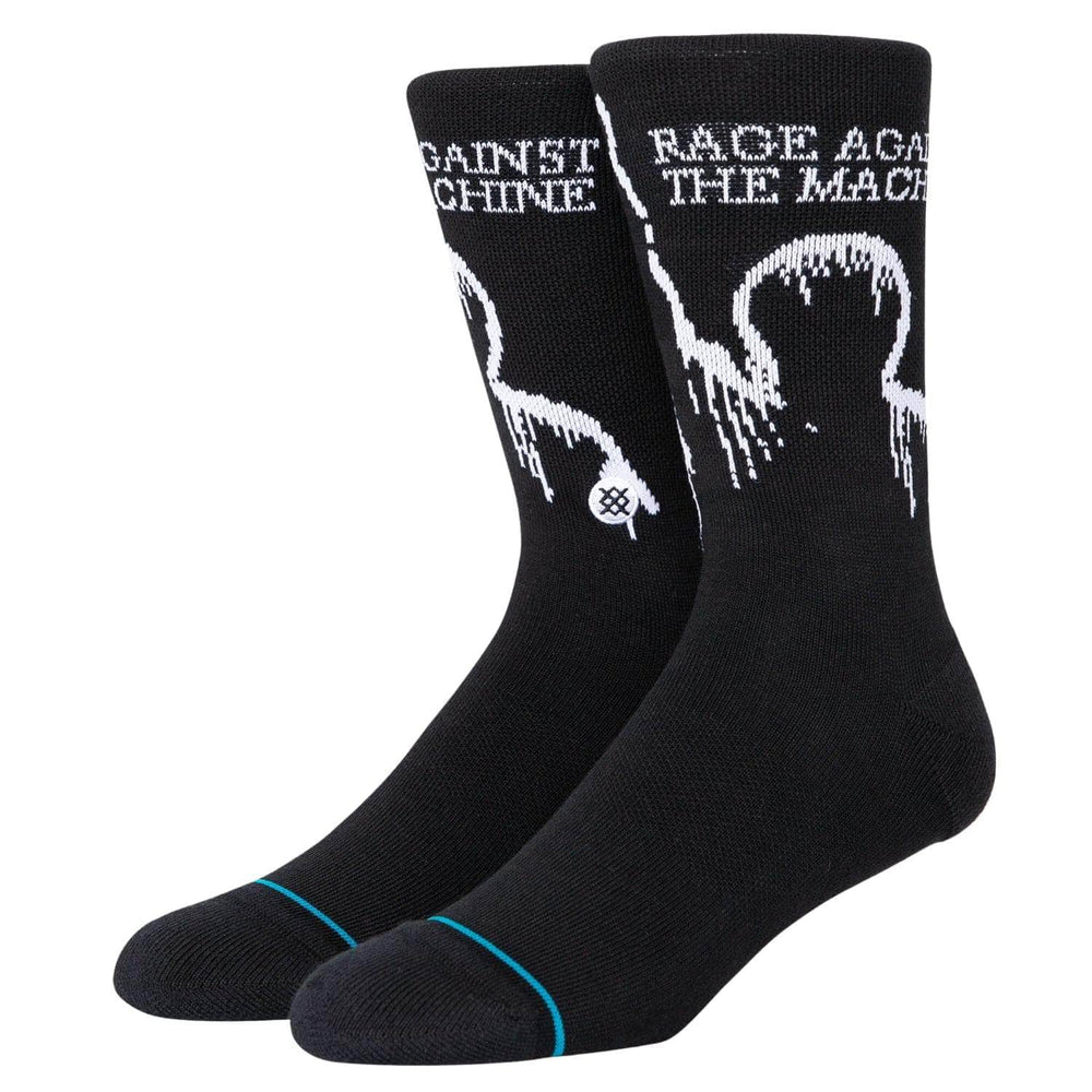 Stance x Rage Against The Machine - Battle Of LA - Black